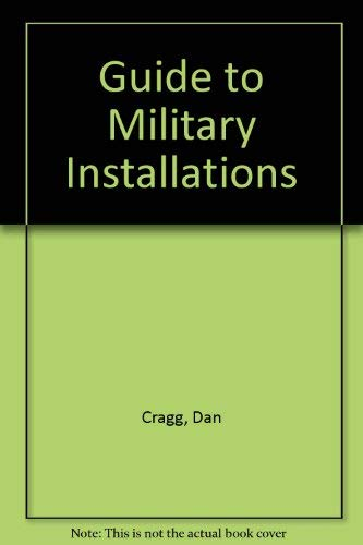 9780811730235: Guide to Military Installations: 4th Edition