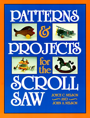 9780811730402: Patterns & Projects for Scroll Saw