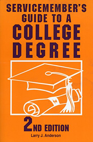 9780811730662: Servicemember's Guide to a College Degree