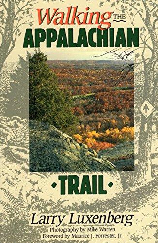 9780811730952: Walking the Appalachian Trail