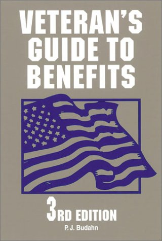 9780811731010: Veteran's Guide to Benefits: 3rd Edition