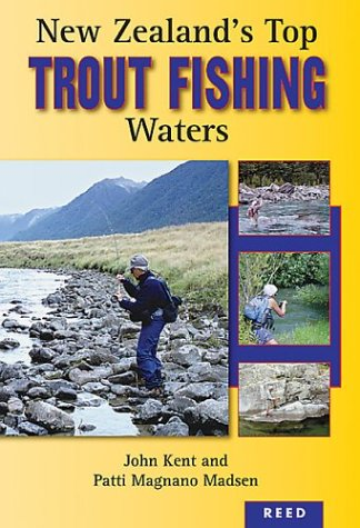 9780811731478: New Zealand's Top Trout Fishing Waters