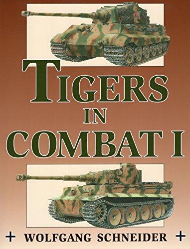 9780811731713: Tigers in Combat: 1
