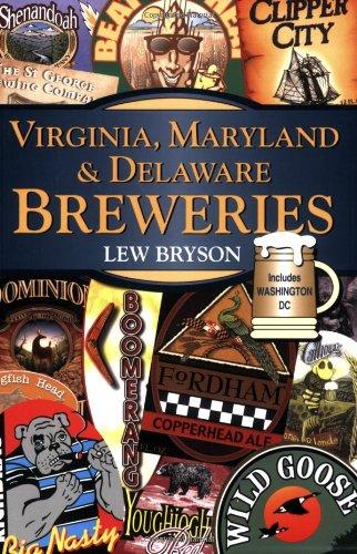 9780811732154: Virginia, Maryland & Delaware Breweries (Breweries Series)