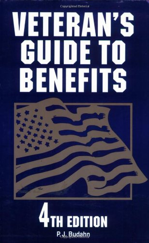 9780811732239: Veteran's Guide to Benefits, 4th Edition