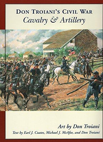 9780811733175: Don Troiani's Civil War Cavalry & Artillery