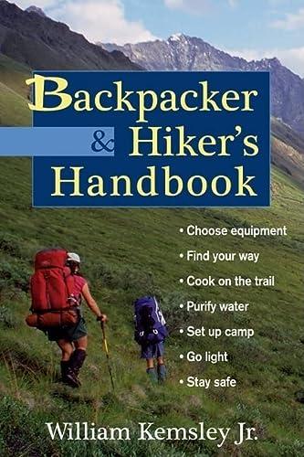 9780811734622: Backpacker & Hiker's Handbook