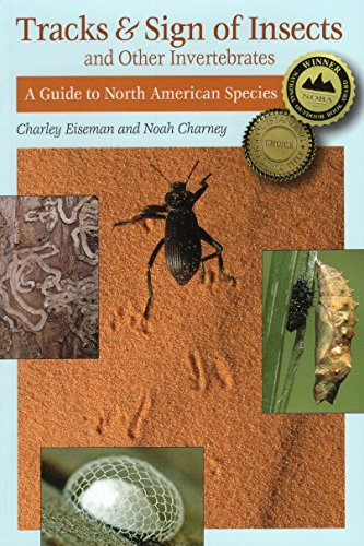 9780811736244: Tracks & Sign of Insects and Other Invertebrates: A Guide to North American Species
