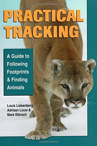 9780811736275: Practical Tracking: A Guide to Following Footprints and Finding Animals