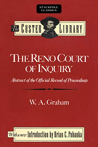 RENO COURT OF INQUIRY Format: Paperback: GRAHAM/POHANKA
