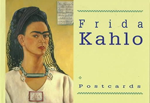 9780811800396: Frida Kahlo: Postcards