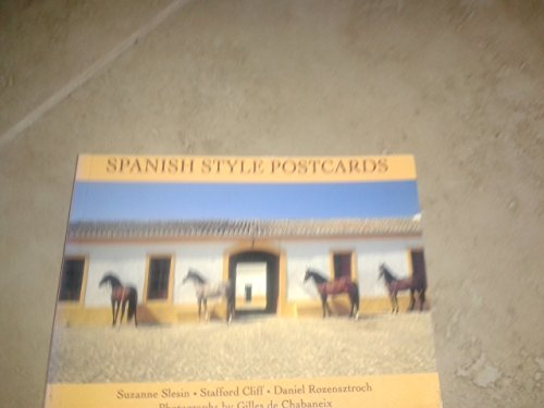 9780811800648: Spanish Style Postcards