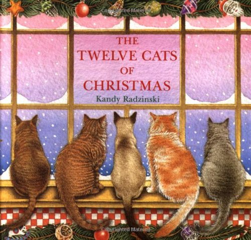 The Twelve Cats of Christmas.