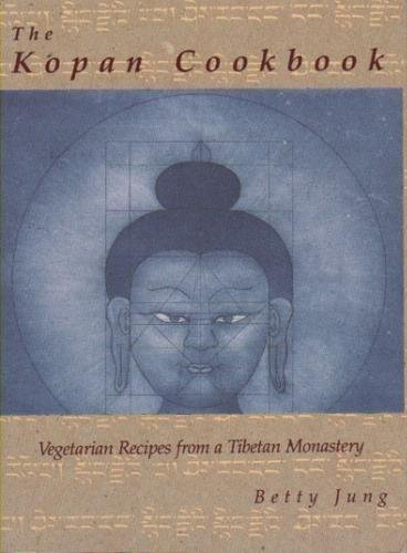 9780811801133: The Kopan Cookbook: Vegetarian Recipes from a Tibetan Monastery
