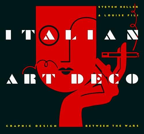 9780811802871: Italian Art Deco: Graphic Design between the Wars