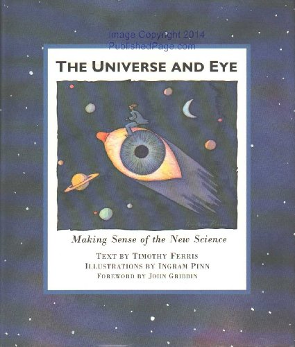 9780811803007: The Universe and Eye
