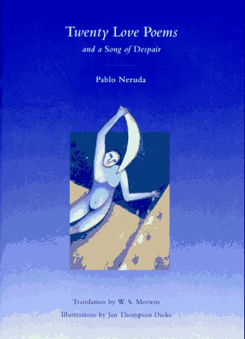 9780811803205: Twenty Love Poems and a Song of Despair