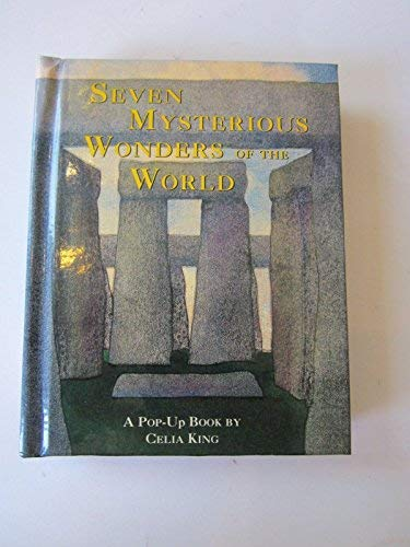9780811803618: Seven Mysterious Wonders of the World: A Pop-Up Book