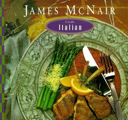 9780811804240: James McNair Cooks Italian