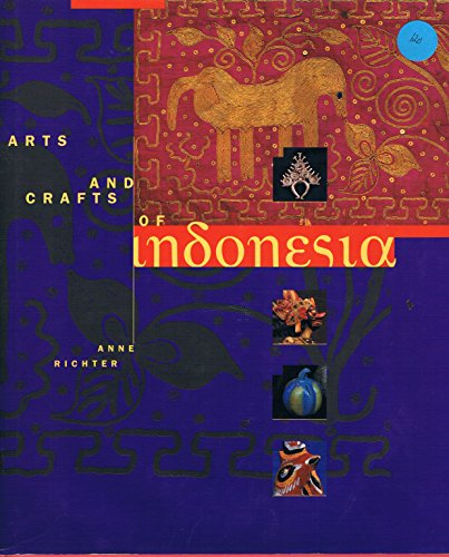 9780811804547: Arts & Crafts of Indonesia