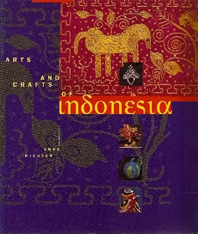 9780811804813: Arts & Crafts of Indonesia
