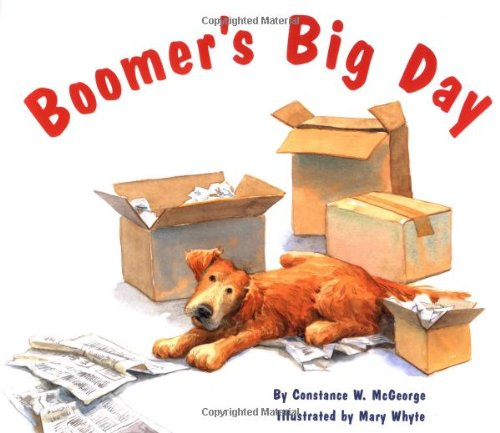 Boomer's Big Day: McGeorge, Constance