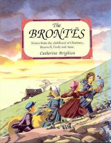 9780811806084: Bront Es: Scenes from the Childhood of Charlotte, Branwell, Emily, and Anne