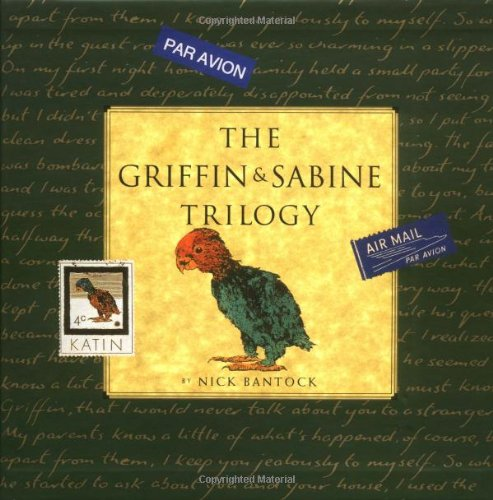 9780811806961: The Griffin & Sabine Trilogy: Sabine's Notebook/the Golden Mean/Griffin & Sabine/Boxed Set