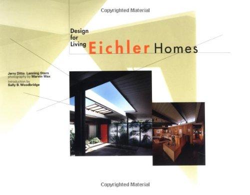 9780811808460: Eichler Homes: Design for Living
