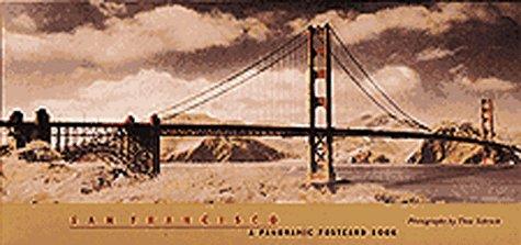 9780811808903: San Francisco: A Panoramic Postcard Book