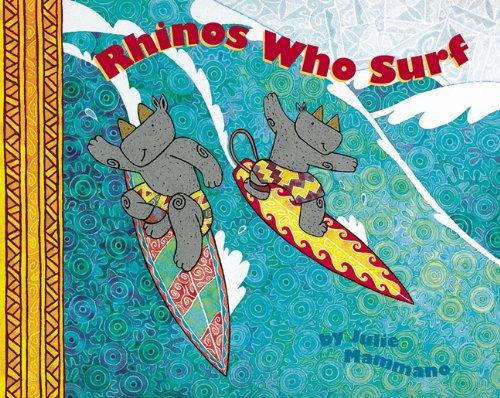9780811810005: Rhinos Who Surf