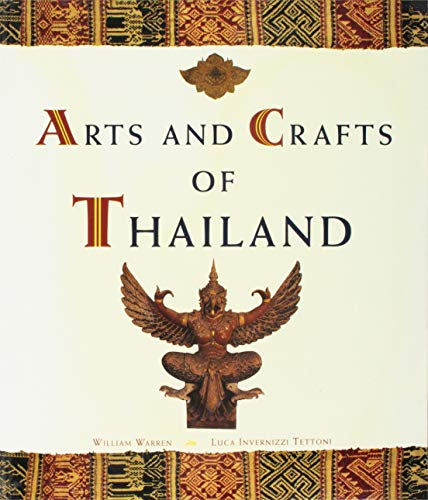 9780811810012: Arts and Crafts of Thailand