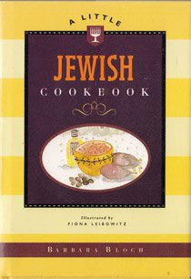 9780811810166: A Little Jewish Cookbook 95 Ed. (Chronicle Books Little Cookbook Series)