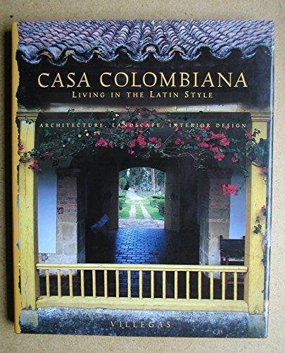 Casa Colombiana: Benjamin Villegas