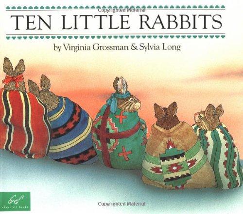 9780811810579: Ten Little Rabbits
