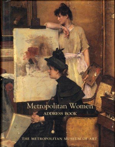 Metropolitan Women Address Book; The Metropolitan Museum of Art: Chronicle Books LLC Staff