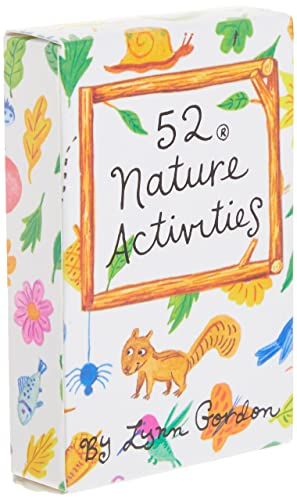 9780811810968: 52 Nature Activities (Card Deck)