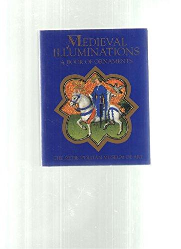 9780811811163: Medieval Illuminations Ornaments