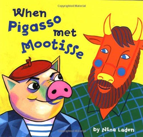 9780811811217: WHEN PIGASSO MET MOOTISSE GEB
