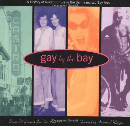 Gay by the Bay: A History of Queer Culture in the San Francisco Bay Area: Stryker, Susan; Buskirk, ...