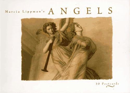 Marcia Lippman's Angels: 30 Postcards: Lippman, Marcia