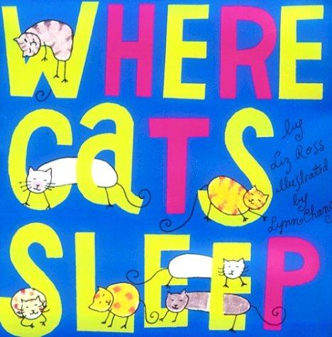 9780811812016: Where Cats Sleep