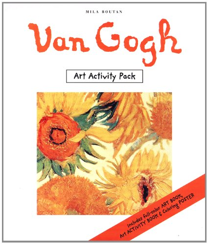 9780811813129: Van Gogh Art Activity Pack (Art Activity Packs)