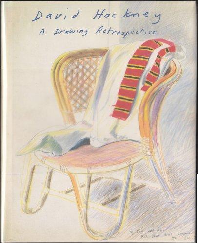 David Hockney: A Drawing Retrospective: Ulrich Luckhardt, Paul Melia