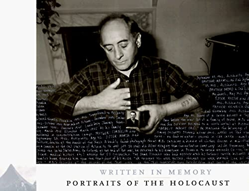 9780811813662: Written in Memory: Portraits of the Holocaust