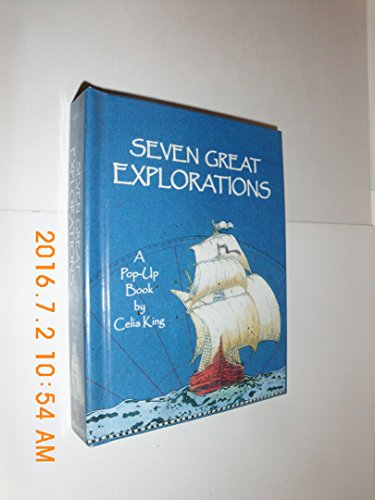 Seven Great Explorations. A Pop-Up Book