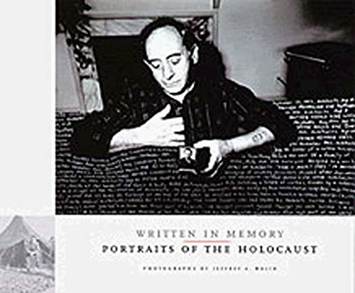 9780811813907: Written in Memory: Portraits of the Holocaust