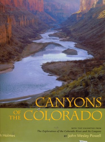 9780811814171: Canyons of the Colorado