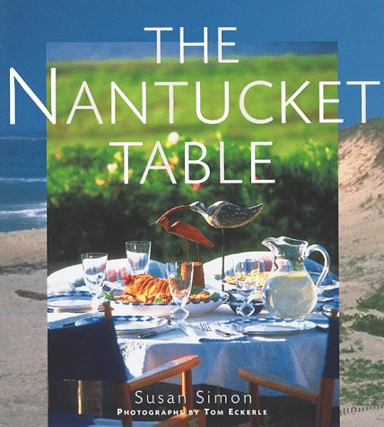 The Nantucket Table - INSCRIBED