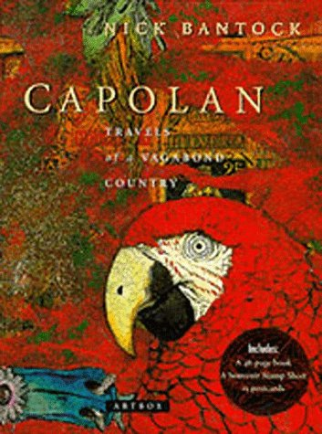 9780811815451: Capolan: Travels of a Vagabond Country Artbox